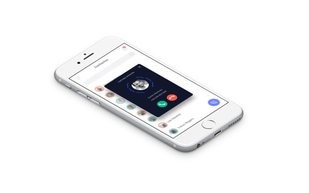 Diseño de aplicación para desktop y móvil